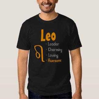 Leo Tee Shirt