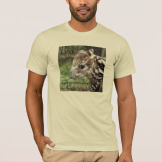 Leo the Andean Tapir T-Shirt