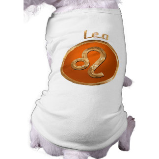 Leo - The Astrological Sign T-Shirt
