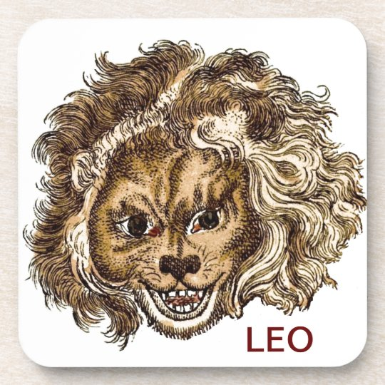 LEO, The Laughing Lion Coaster