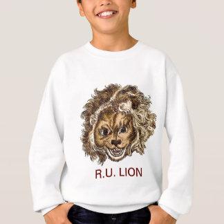 LEO, The Laughing Lion Sweatshirt