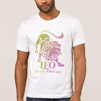 Leo the Lion Astrology Zodiac d3 T-Shirt