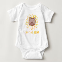 Leo the Lion -Baby Bodysuit