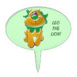 """Leo the Lion"" Cake Topper"