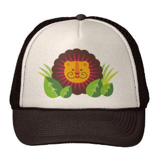 leo, the lion hats