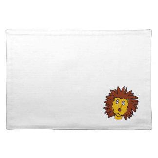 Leo the Lion Placemat