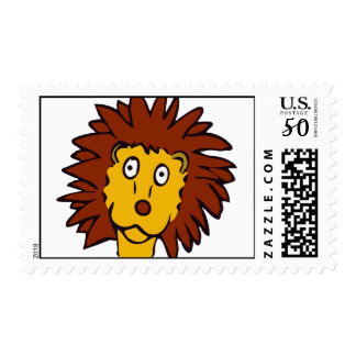 Leo the Lion Postage