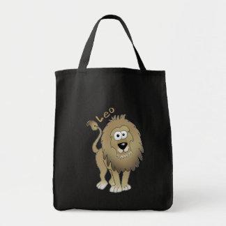 Leo the Lion! Tote Bag