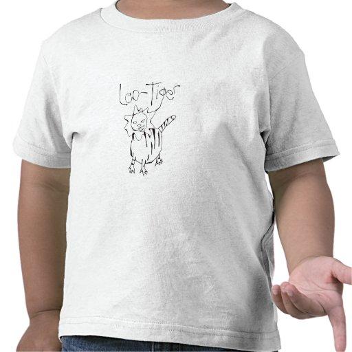Leo-Tiger T-shirts
