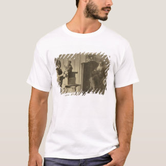 Leo Tolstoy and the sculptor Prince Paolo T-Shirt
