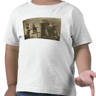 Leo Tolstoy and the sculptor Prince Paolo Tee Shirt