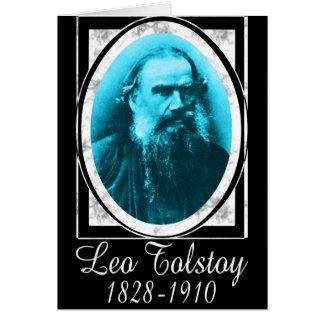 Leo Tolstoy Cards