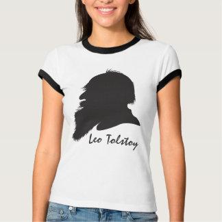 Leo Tolstoy profile portrait T-Shirt