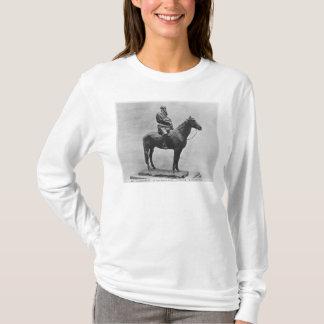 Leo Tolstoy riding Delire T-Shirt
