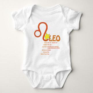 Leo Traits Baby Baby Bodysuit
