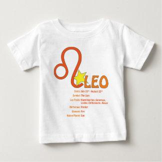 Leo Traits Baby T-Shirt