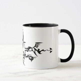 Leo Tribal Mug