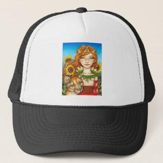 Leo Trucker Hat