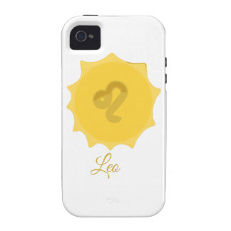 Leo Vibe iPhone 4 Carcasa