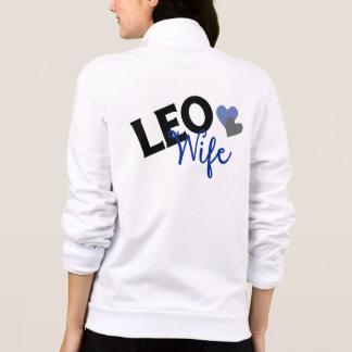 LEO Wife Printed Jacket