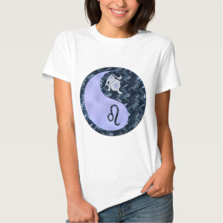 Leo Yin Yang T-shirt