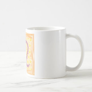 LEO ZODIAC CLASSIC WHITE COFFEE MUG