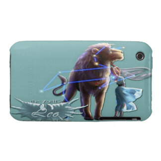 Leo Zodiac for your Case-Mate iPhone 3 Case