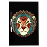 Leo Zodiac - Lion Dry Erase Boards