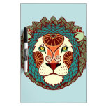 Leo Zodiac - Lion Dry-Erase Whiteboards