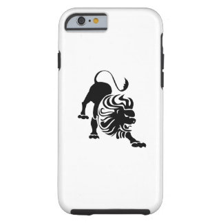 Leo Zodiac Pictogram iPhone 6 Case