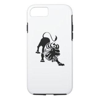Leo Zodiac Pictogram iPhone 7 Case