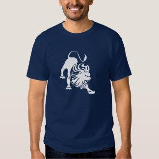 Leo Zodiac Pictogram T-Shirt