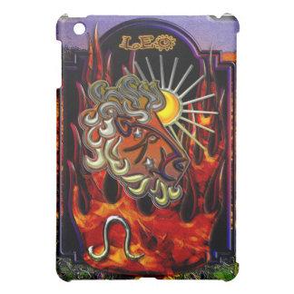 Leo Zodiac Sign iPad Design iPad Mini Covers