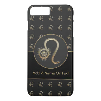 Leo Zodiac Sign Personalized iPhone 7 Plus Case