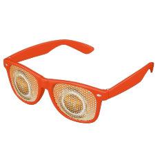 Leo Zodiac Sign Retro Sunglasses