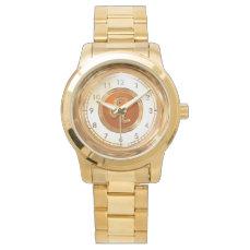 Leo Zodiac Sign Wristwatch