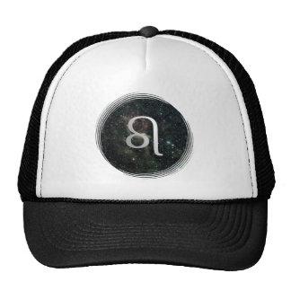 Leo Zodiac Star Sign Universe Trucker Hat