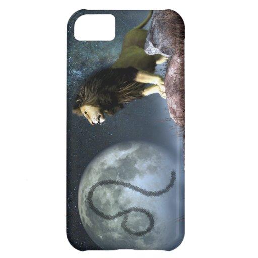 Leo Zodiac Symbol iPhone 5C Cover