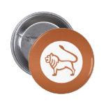 LEO -  ZODIAC Symbol Pins