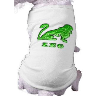 Leo Zodiac Symbol Tee