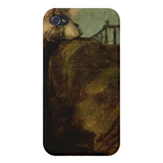 Leocadia Zorilla, the Artist's Housekeeper iPhone 4/4S Cases