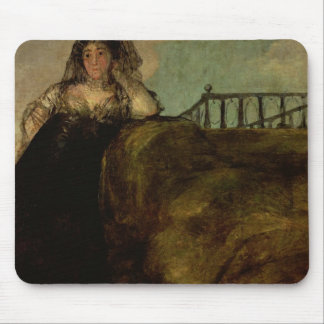 Leocadia Zorilla, the Artist's Housekeeper Mouse Pad