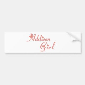 Leominster Girl tee shirts Car Bumper Sticker