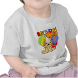León 1r Birthay Camisetas