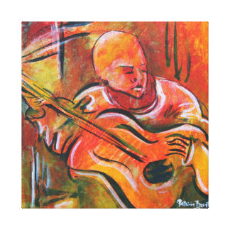Leon 2008 canvas print