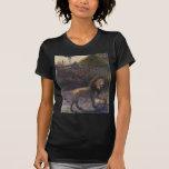 león africano camiseta