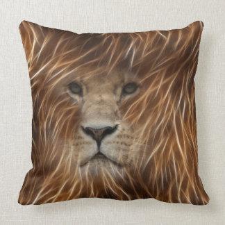 León artsy almohada