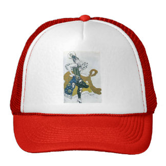 Leon Bakst- Sketch for the ballet 'La Peri' Trucker Hat