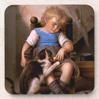 Léon Bazille Perrault - Unconscious Sleeper Coaster