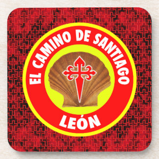 León Beverage Coaster